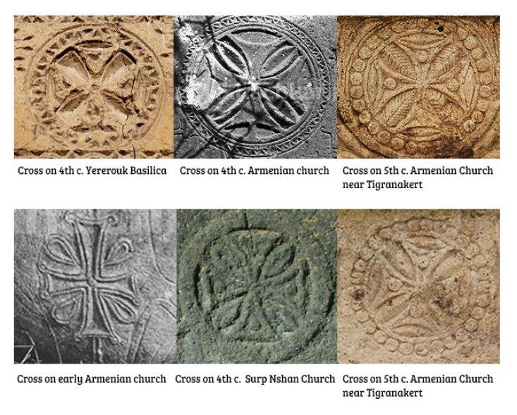 Early-armenian-crosses