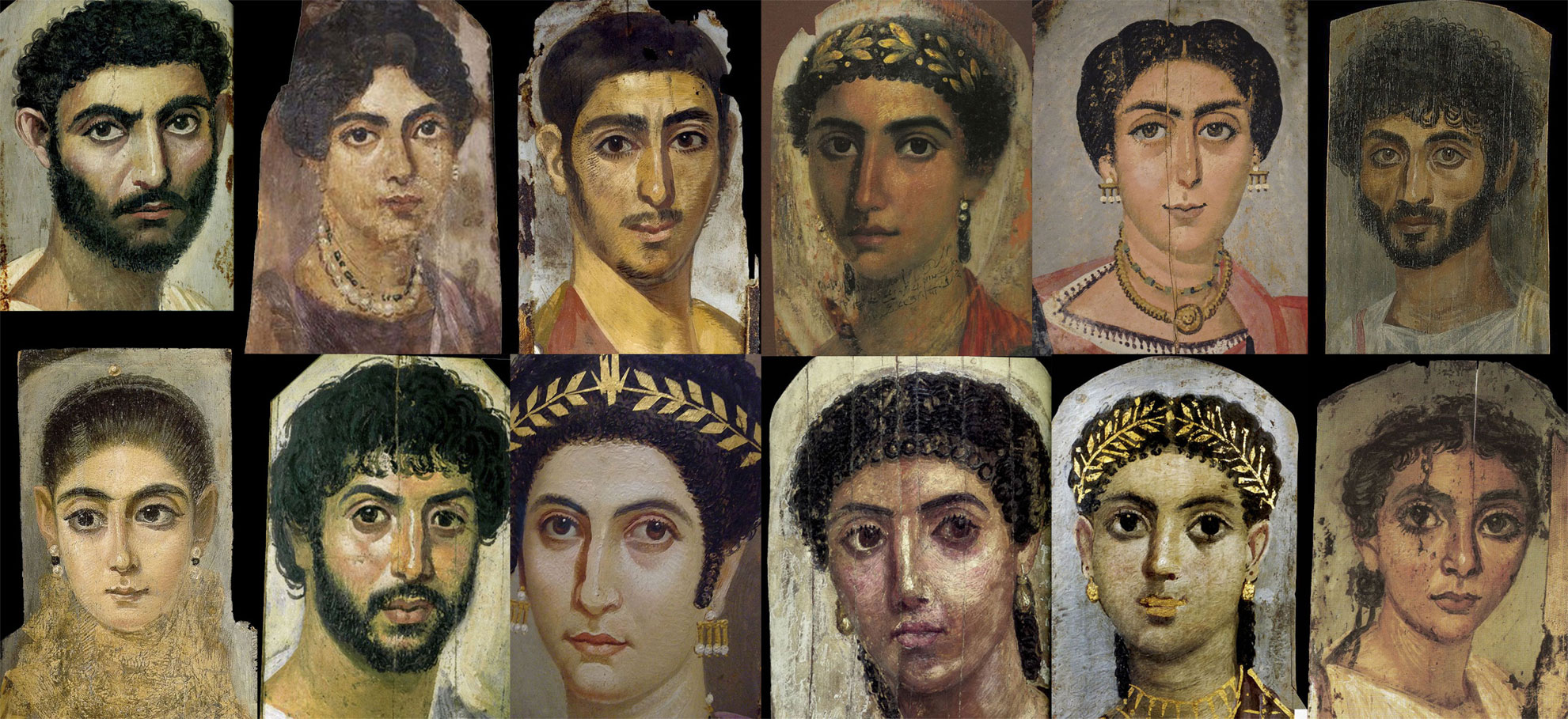 Ancient Egyptians were closer to Armenians than to Africans