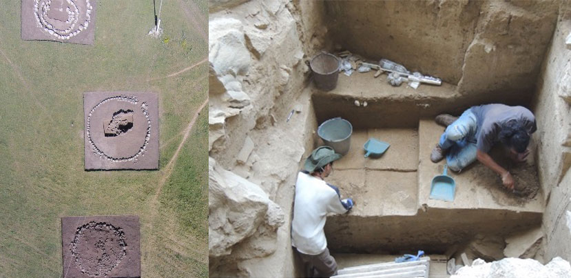 Gegharot Bronze age burial site