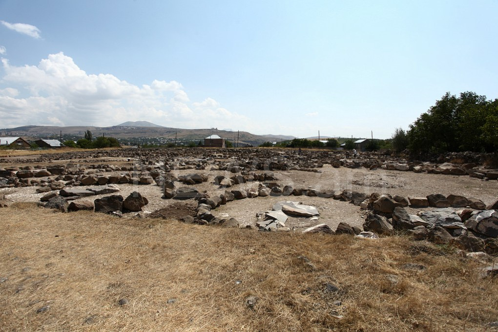 Karashamb ancient burial site