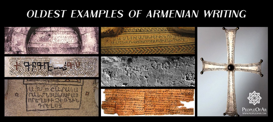 Oldest-Armenian-inscriptions