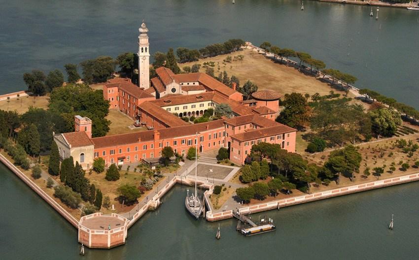 The Island of San Lazzaro, Venice
