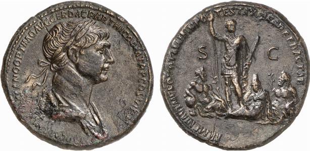 Traianus, 98-117