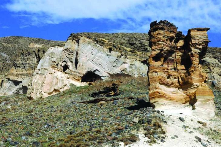 The 5th century Armenian Tzarakar monastery.