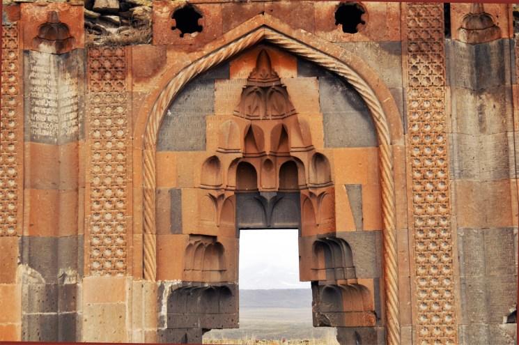 Ani walls Armenian