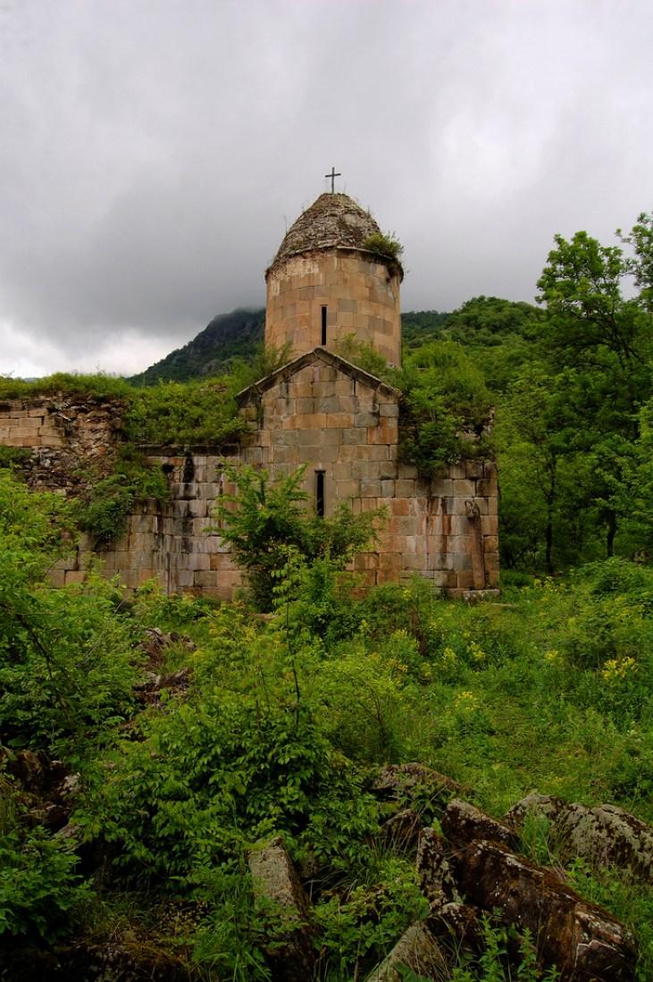 Araqeloc Monastery 13th century  (Tavush, Armenia)
