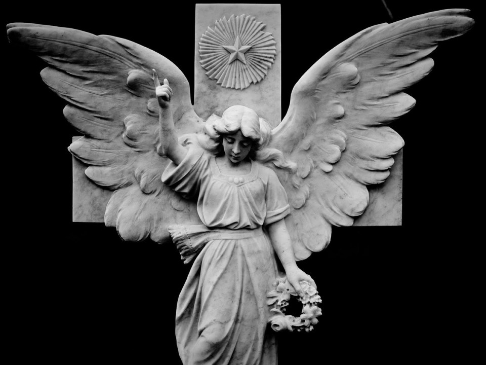 Armenian church memorial statue, Singapore