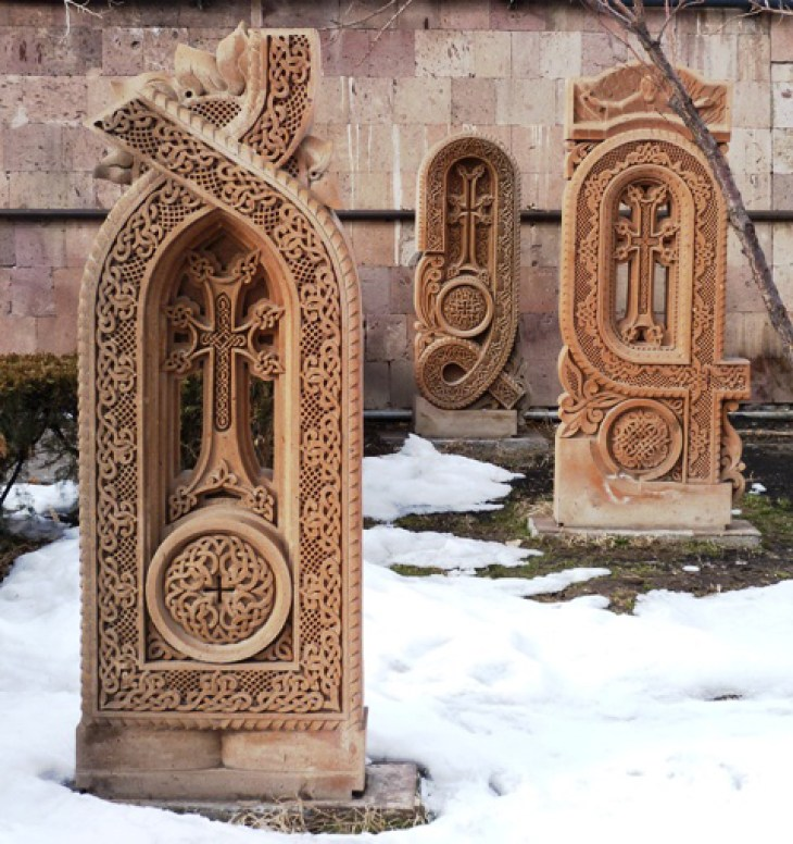 Armenian cross-stones