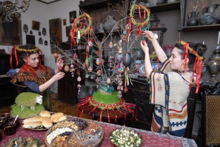 Armenian easter