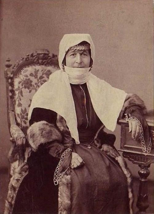 Armenian Lady from Baku