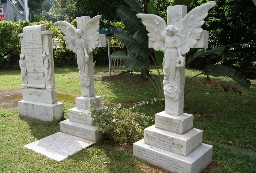 Armenian memorial, Singapore