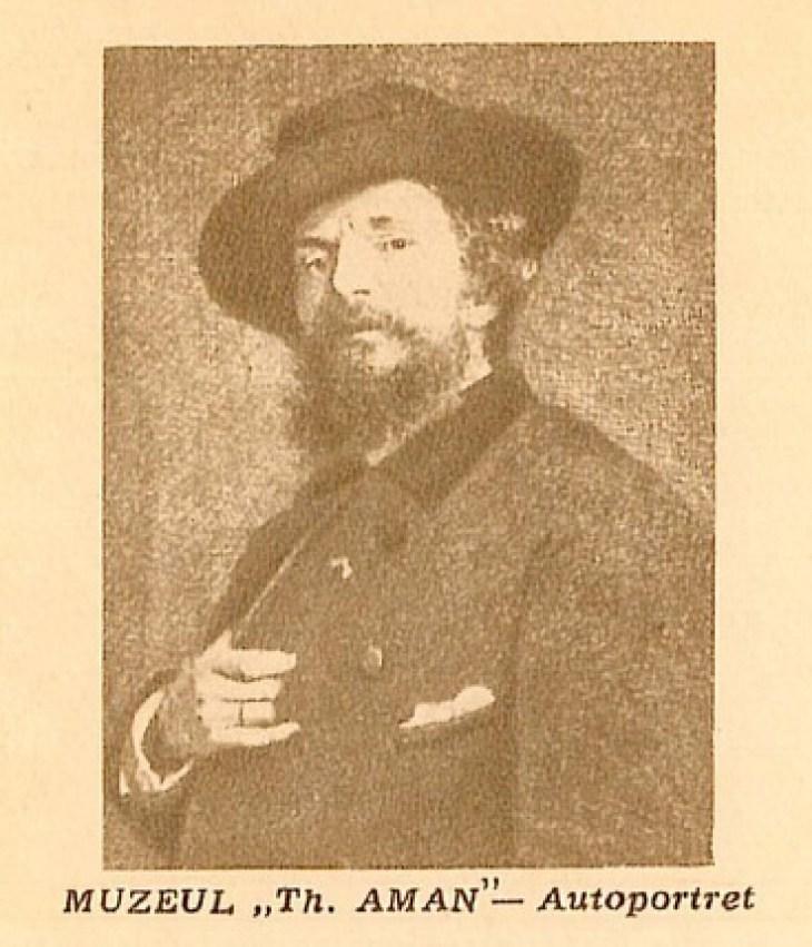 Armenian Painter Theodor Aman