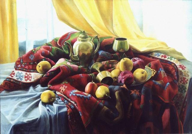 Armenian rug