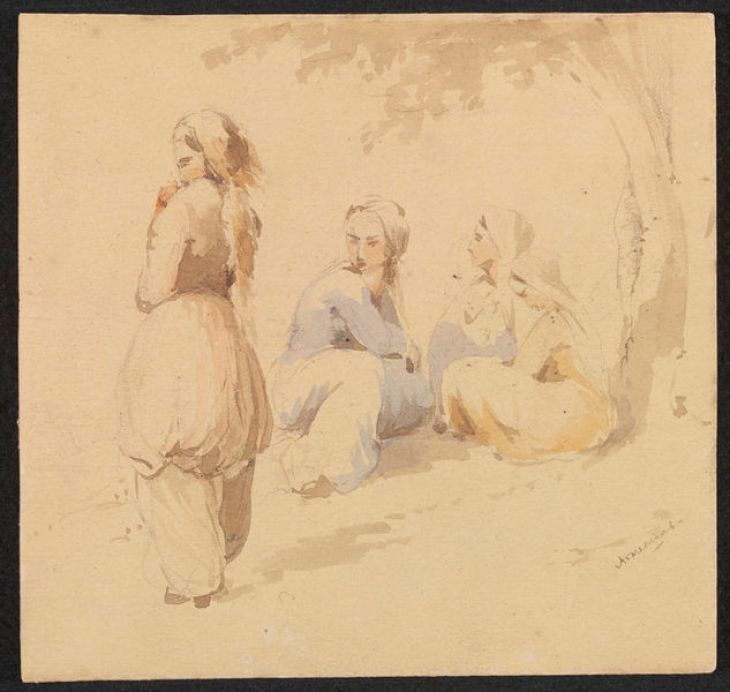 Armenians ca. 1850