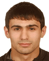 Arsen Galstyan - born 1989 - ARMENIA