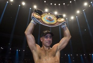 Arthur Abraham, world champion