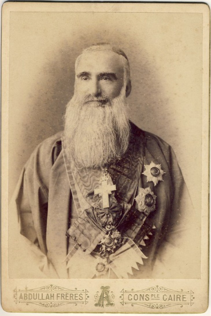 Bishop Pierre Azarian 1889 Armenian bishop of Constantinople