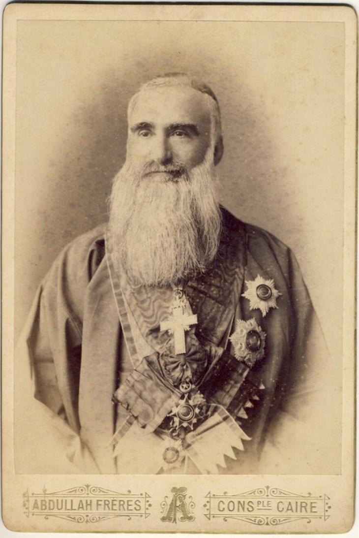 Bishop Pierre Azarian 1889 Armenian bishop of Constantinople