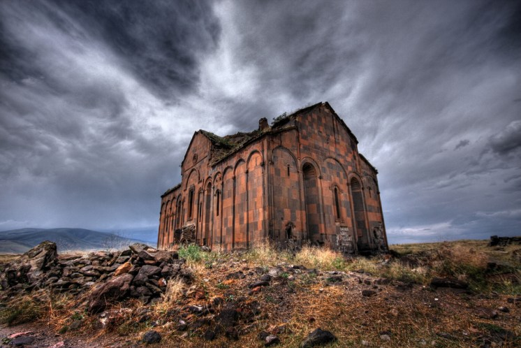 Cathedral of Ani ancient Armenia