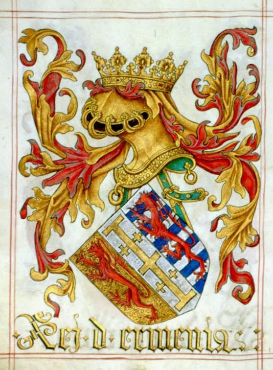 Coat of arms of Armenia, Protugal 1509