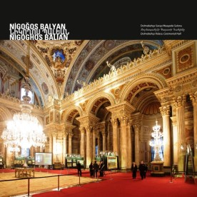 Dolmabahçe Palace Ceremonial Hall by Nigoğos Balyan