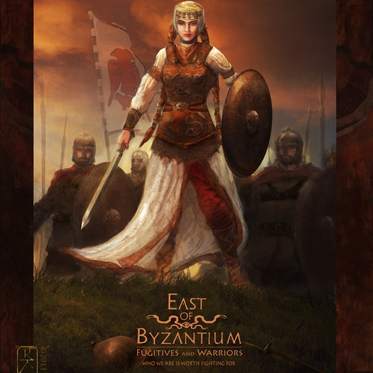 East of Byzantium poster