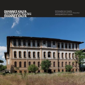 Old Darüşşafaka Lyceum by Ohannes Kalfa