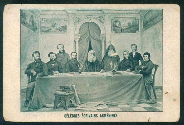 Famous Armenian writers