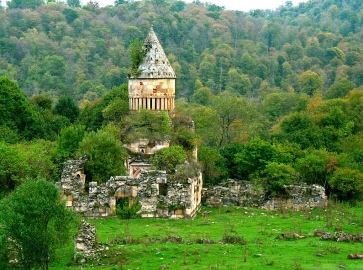Khorakert monastery (XIII c.)
