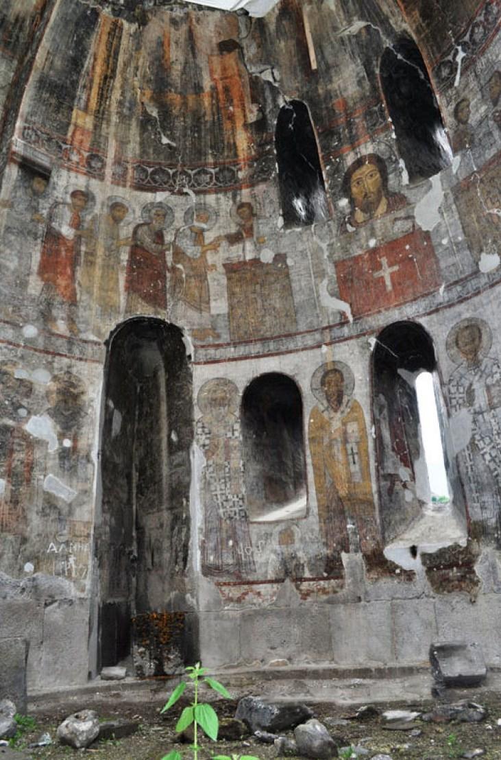 Kobayr monastery Alaverdi Armenia (12th c.)