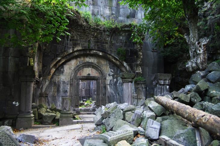 Kobayr Monastery 12th. c. Armenia