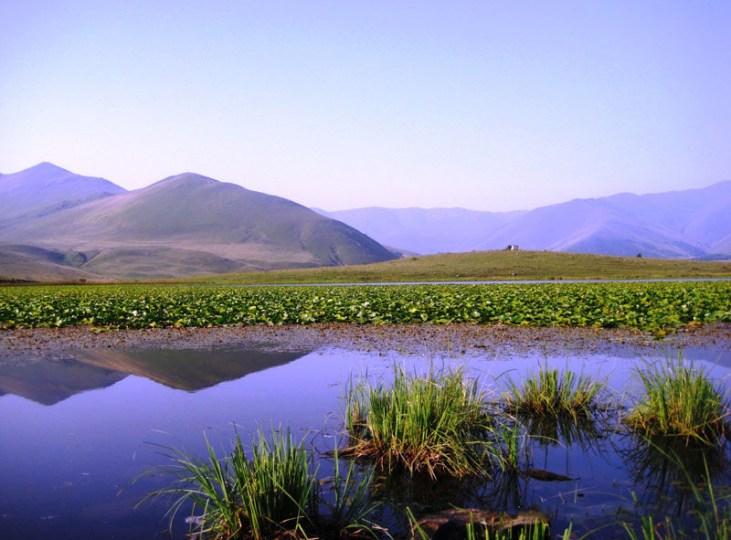 Kuybishev lake Stepanavan, Armenia2