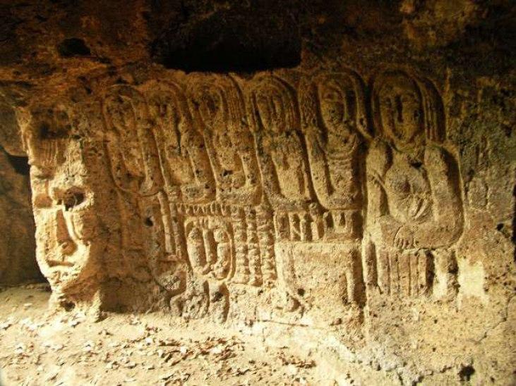 Lastiver pre-Christian cave