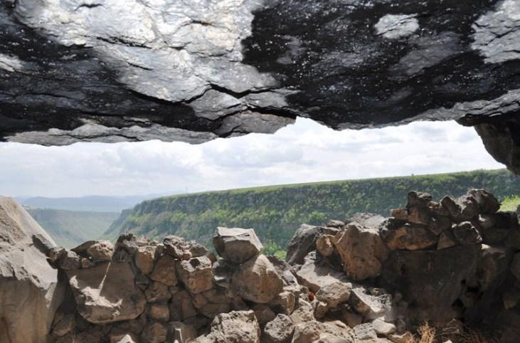 Lazar's cave Alaverdi-Armenia