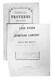 Lord Byron Armenian
