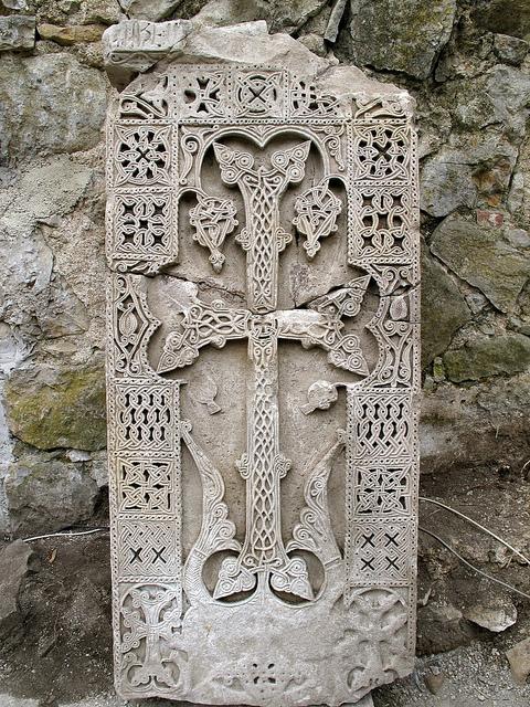 Mayrivank Cross-stone, 12th century