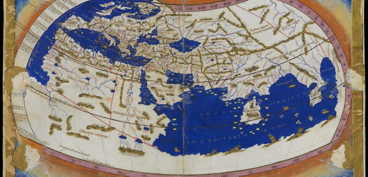 World Map By Ptolemy Archives Peopleofar