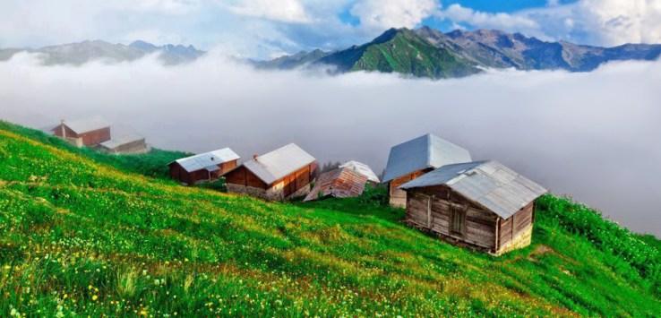 Rize Kaçkar Mountains