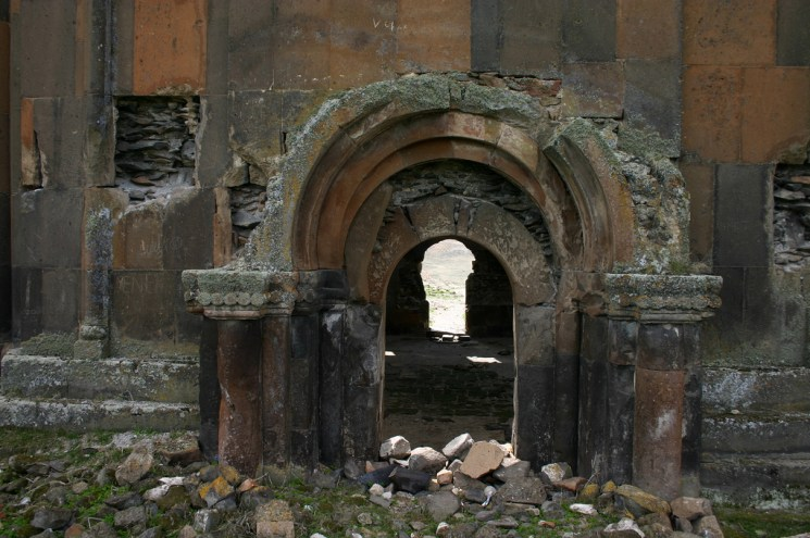 Ruins of a Church in Ani