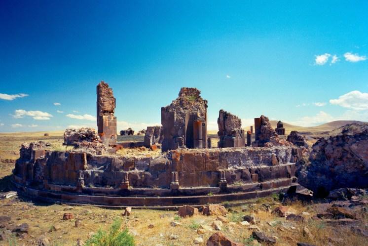 Ruins of Ani church