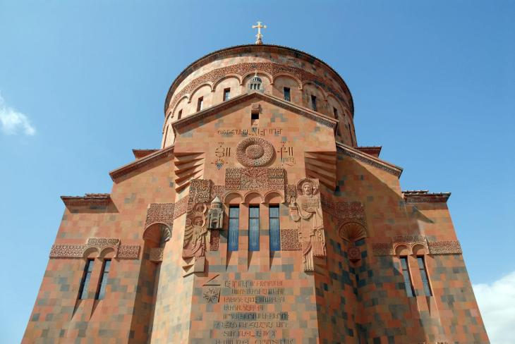 S.Hovhannes Church in Abovyan