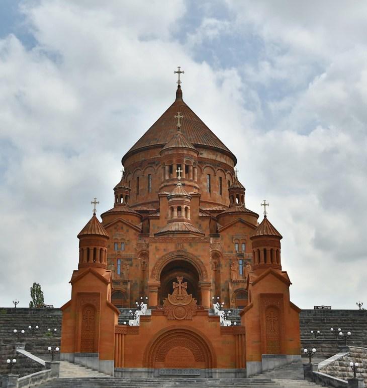 Saint Hovhannes Church in Abovyan