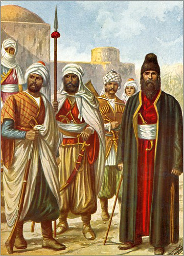 Scarpelli, Tancredi (1866-1937)-kurds-georgian-and-armenian