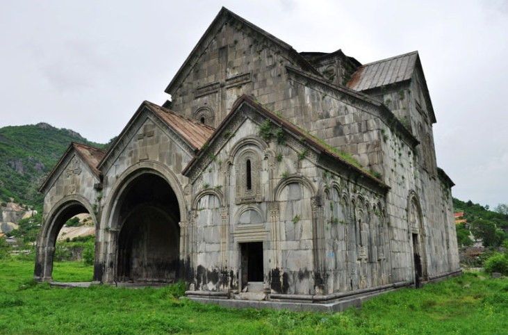 St Mariam church (10th c.), Akhtala Alaverdi Armenia