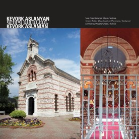 Saint Savior Hospital Chapel by Kevork Aslanyan