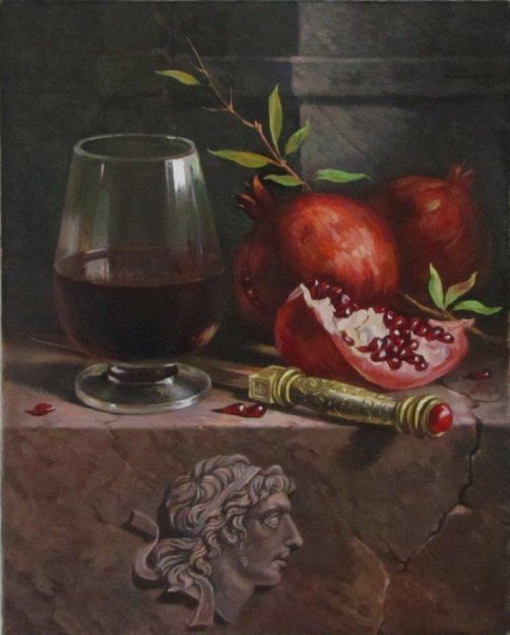 The Mithridate Wine 2009 by Rubik Kocharian