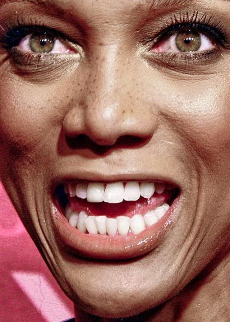 Тайра Бэнкс (Tyra Banks), 38 лет