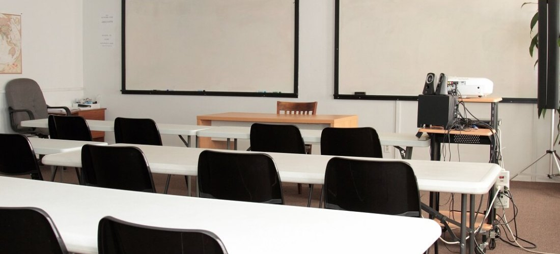 Peoples College of Law Classroom