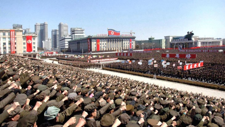 North Korea resolved to repel US aggression