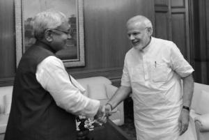 Bihar election, battle between Modi and Nitish